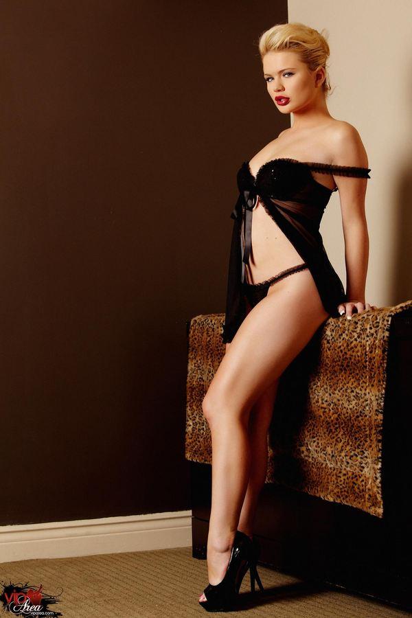 Фото лучших блондинок - Алексис Форд (Alexis Ford) # 04