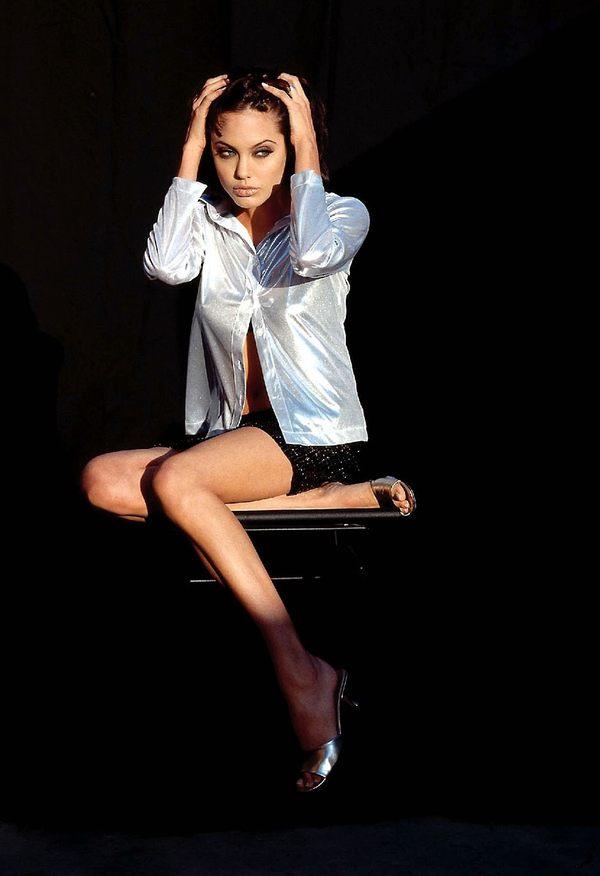 Анджелины Джоли (Angelina Jolie) # 02