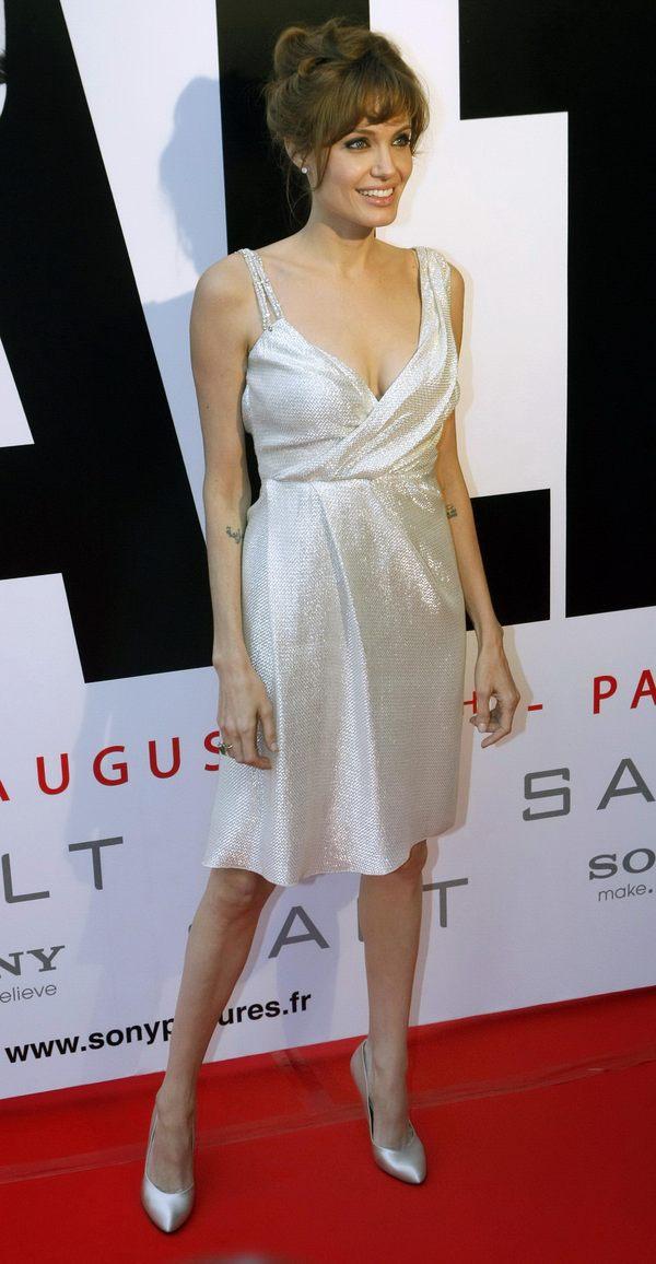 Анджелины Джоли (Angelina Jolie) # 05