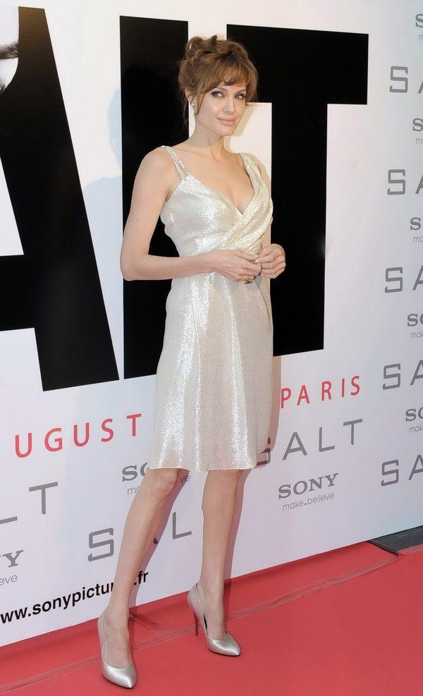 Анджелины Джоли (Angelina Jolie) # 06