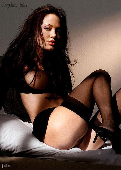 Анджелины Джоли (Angelina Jolie) # 07