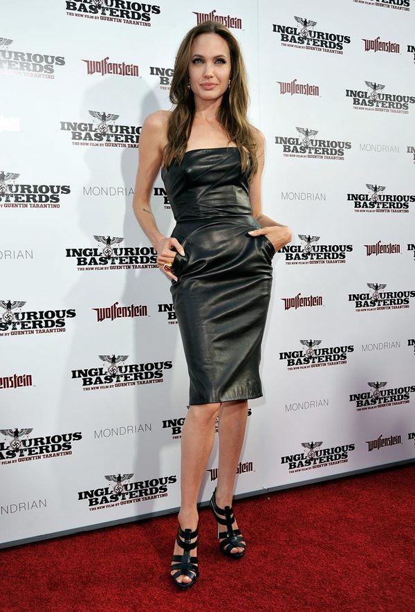 Анджелины Джоли (Angelina Jolie) # 08