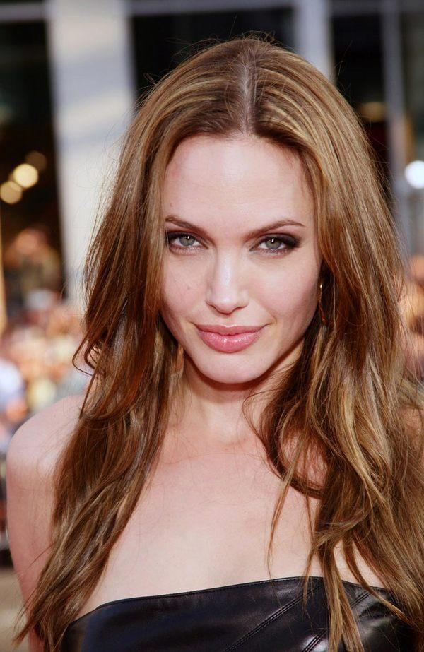 Анджелины Джоли (Angelina Jolie) # 09