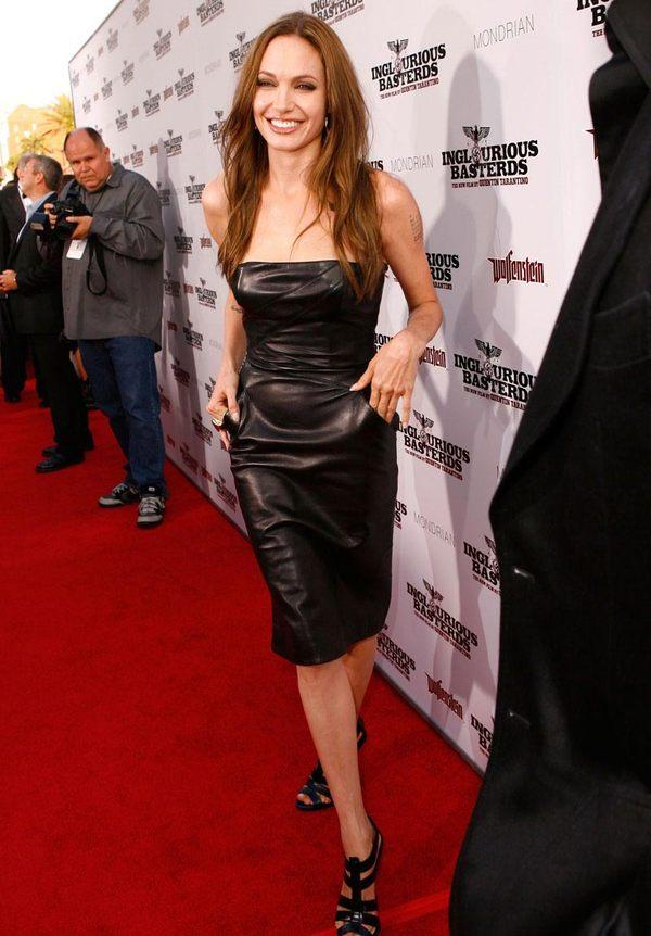 Анджелины Джоли (Angelina Jolie) # 10