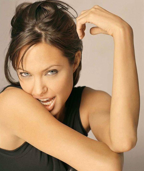 Анджелины Джоли (Angelina Jolie) # 14