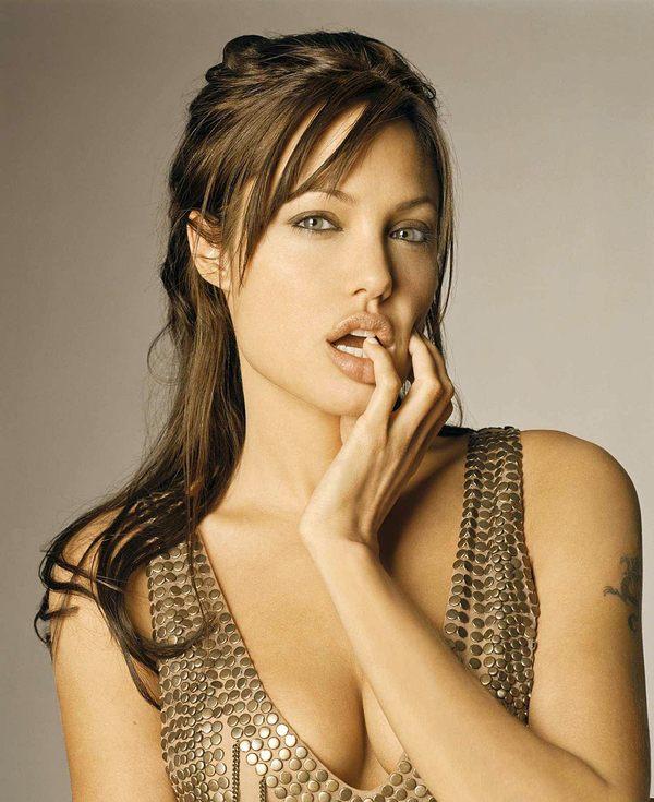 Анджелины Джоли (Angelina Jolie) # 15