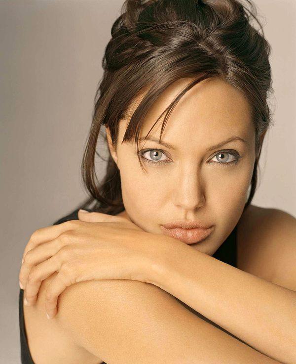 Анджелины Джоли (Angelina Jolie) # 16