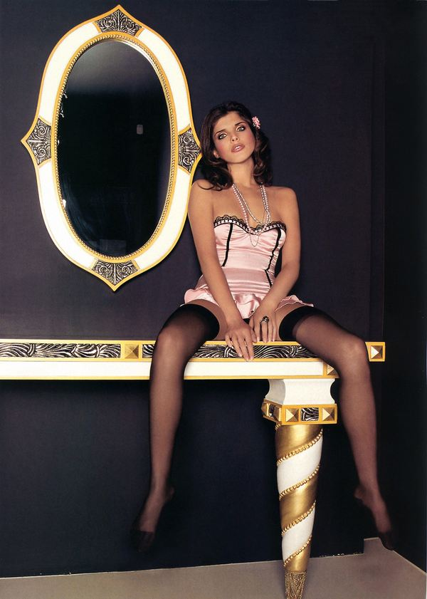 Эротические фото Анны Азаровой # 07