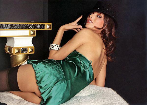 Эротические фото Анны Азаровой # 09