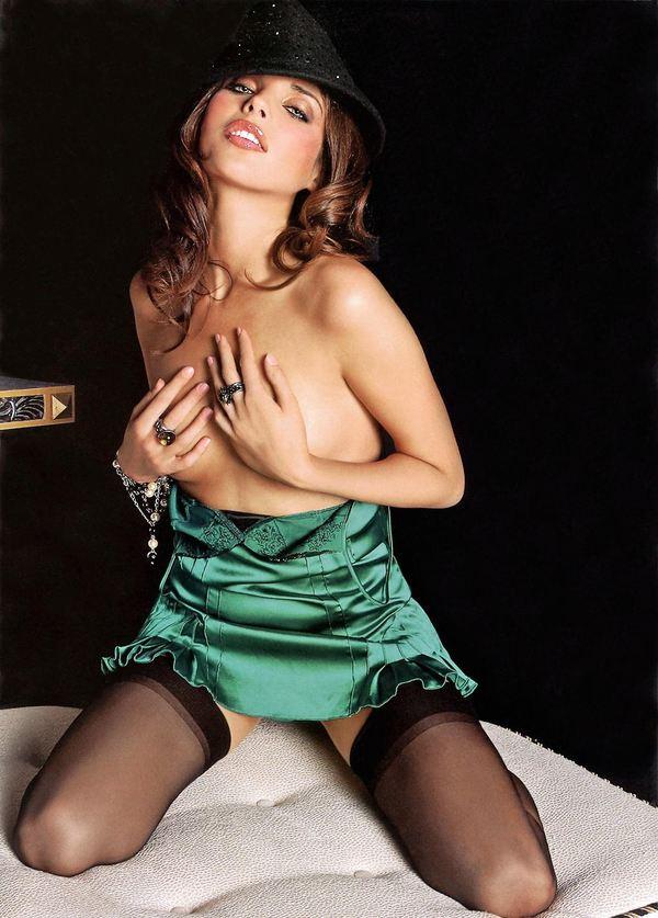 Эротические фото Анны Азаровой # 10