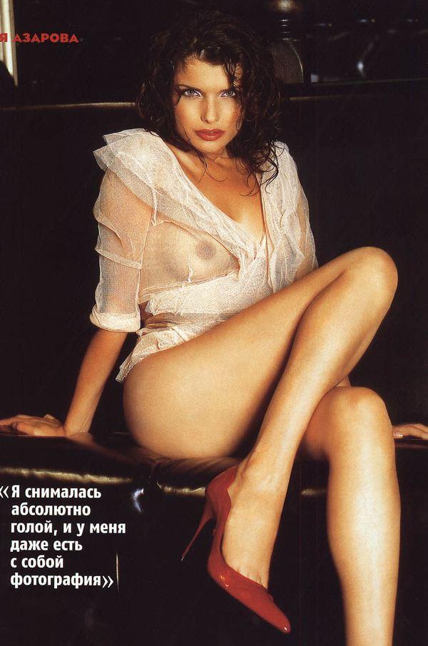 Эротические фото Анны Азаровой # 11