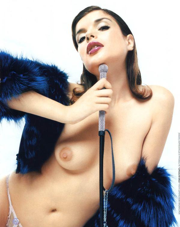Эротические фото Анны Азаровой # 22