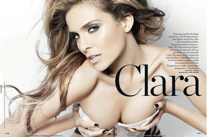 Клара Морган онлайн (Clara Morgane sexy) # 05