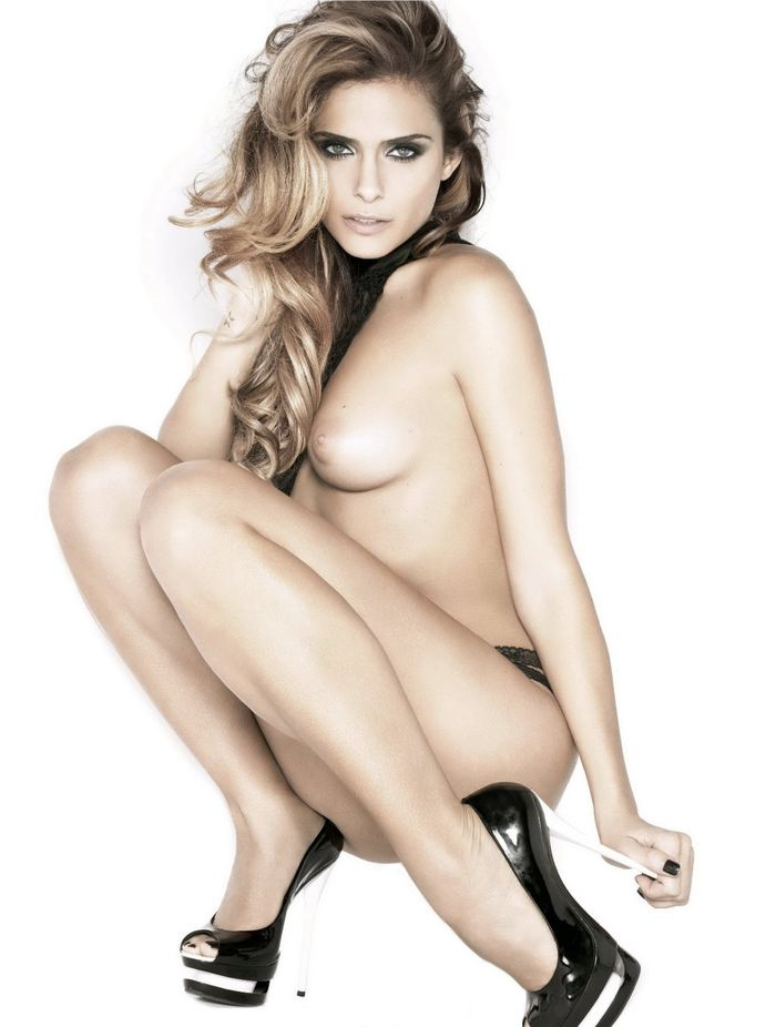 Клара Морган онлайн (Clara Morgane sexy) # 09