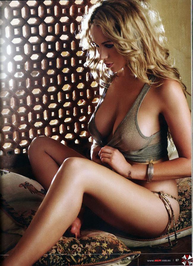 Красавица Эмми Скотт  # 08