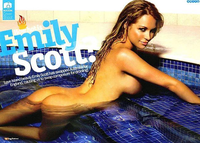 Красавица Эмми Скотт  # 15