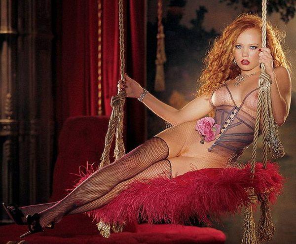 рыжая красавица Хизер (Heather Carolin)  # 05