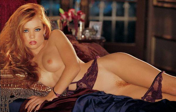 рыжая красавица Хизер (Heather Carolin)  # 13