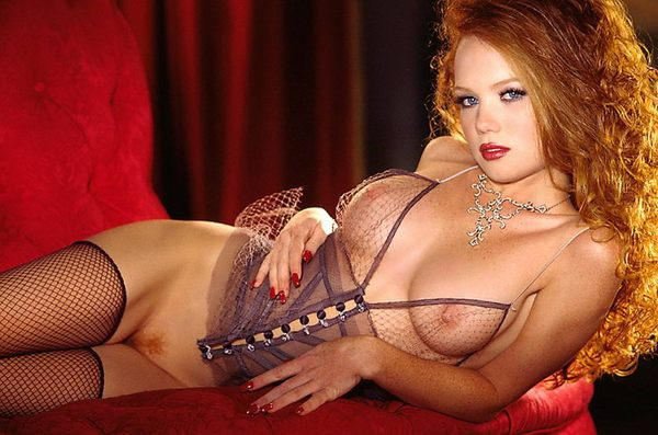 рыжая красавица Хизер (Heather Carolin)  # 18