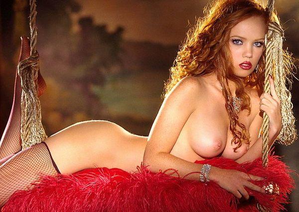 рыжая красавица Хизер (Heather Carolin)  # 20