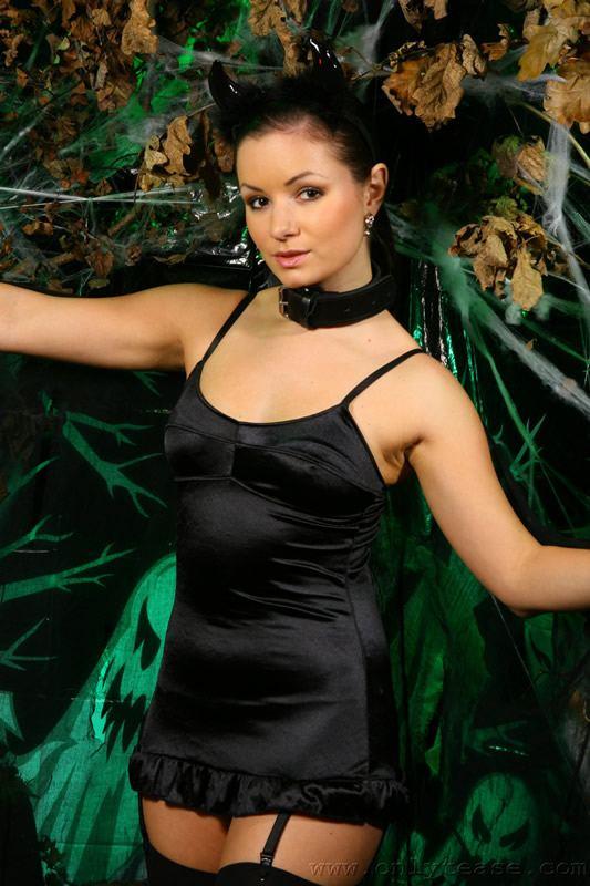 Хэллоуин с Жанной Мразковой (Jana Mrazkova)