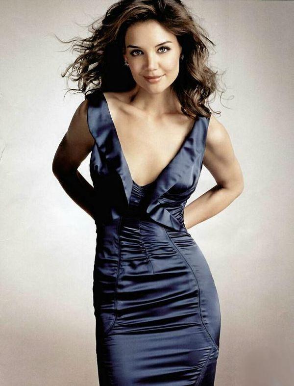 Эротические фото Кэти Холмс (Katie Holmes). Я – ворона!... но симпатичная :) # 02