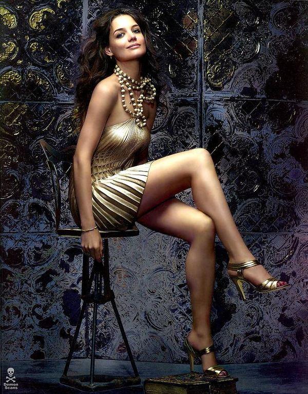 Эротические фото Кэти Холмс (Katie Holmes). Я – ворона!... но симпатичная :) # 09