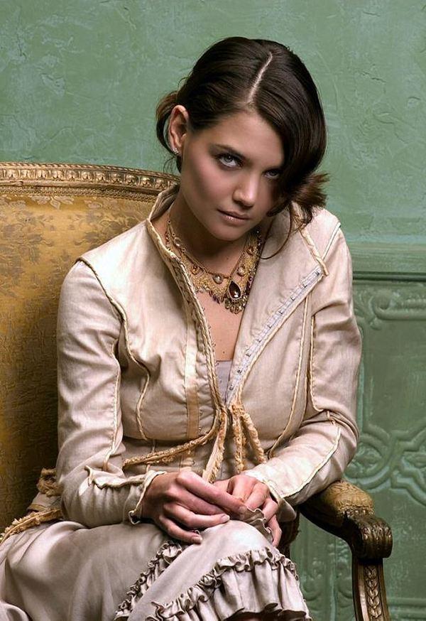 Эротические фото Кэти Холмс (Katie Holmes). Я – ворона!... но симпатичная :) # 17