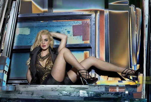 Линдсей Лохан (Lindsay Lohan) # 02