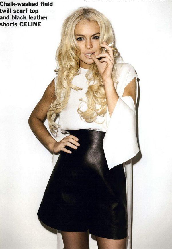 Линдсей Лохан (Lindsay Lohan) # 05
