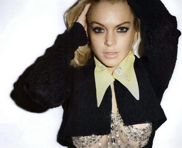 Линдсей Лохан (Lindsay Lohan) # 08