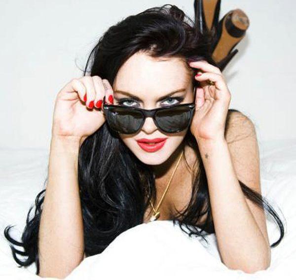 Линдсей Лохан (Lindsay Lohan) # 10