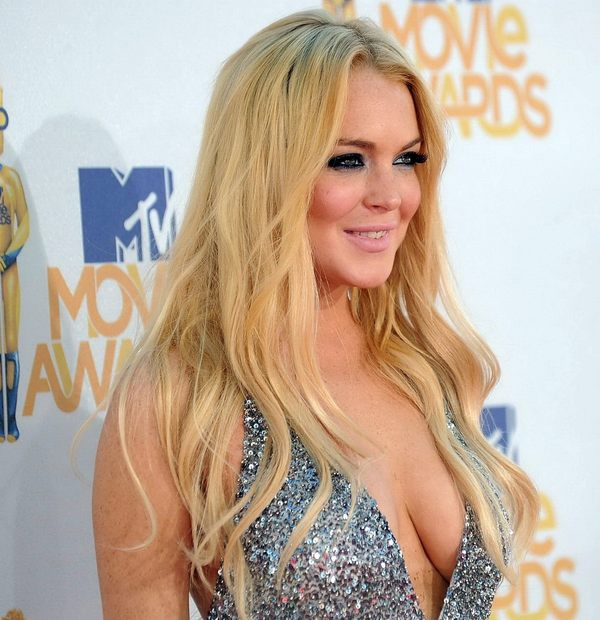 Линдсей Лохан (Lindsay Lohan) # 11
