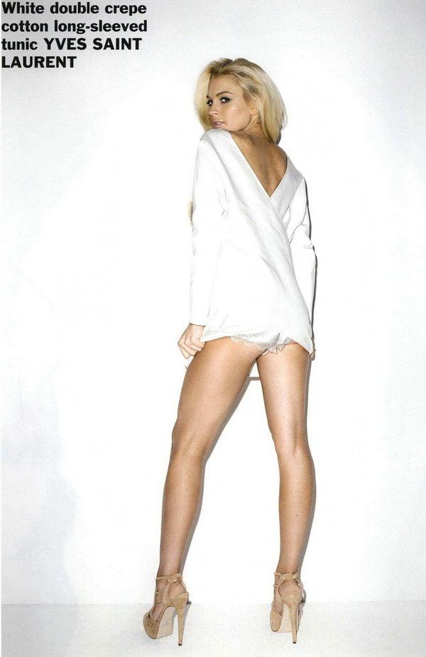Линдсей Лохан (Lindsay Lohan) # 14