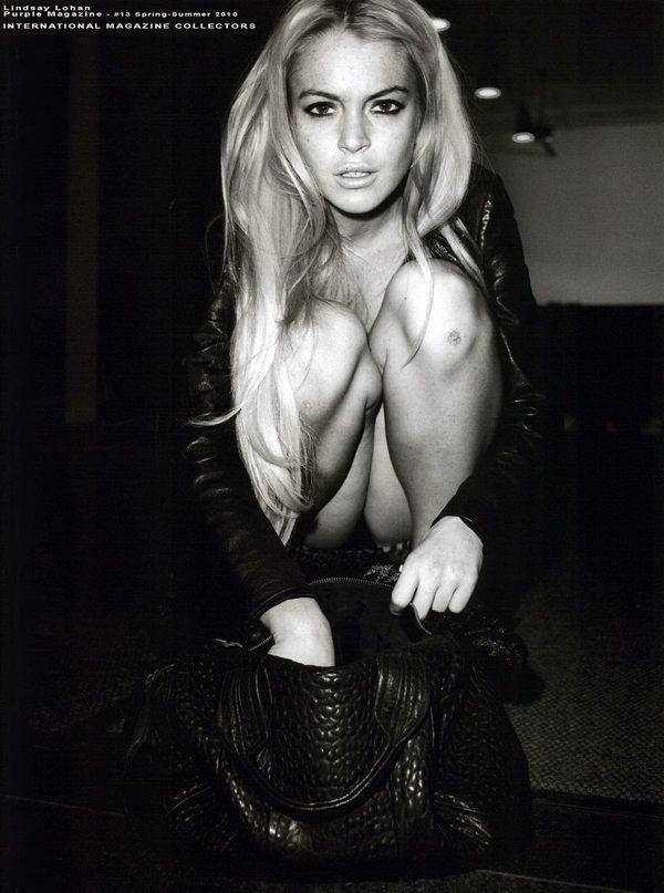 Линдсей Лохан (Lindsay Lohan) # 21